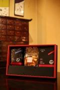 [ギフトセット]コーヒー豆200g 1袋 ワンドリップコーヒー 1箱(5袋) ミニラスク 1袋 セット