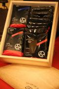 [プレミアムギフトセットD]コーヒー豆200g 2袋 × ワンドリップコーヒー20袋