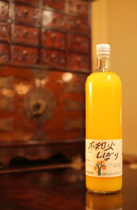 【果汁100%】和歌山 不知火しぼりジュース