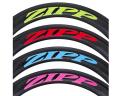 ZIPP ジップ ホイール デカールセット (ホイール1本分)