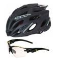 SH+ エスエイチプラス SHABLI S-LINE ヘルメット & RG5000 調光 LION サングラス セット