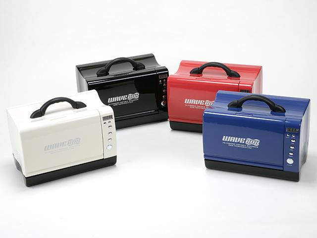 4つのカラーのWAVEBOX
