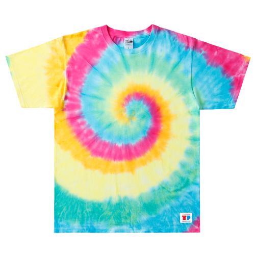 タイダイ染めTシャツ / カラーマーケット