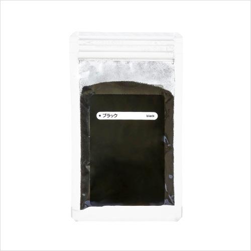 【タイダイ染め用・反応染料】ブラック(25g) / カラーマーケット