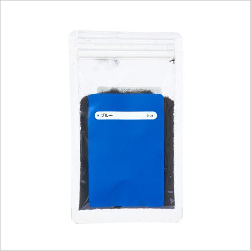 【タイダイ染め用・反応染料】ブルー(25g) / カラーマーケット
