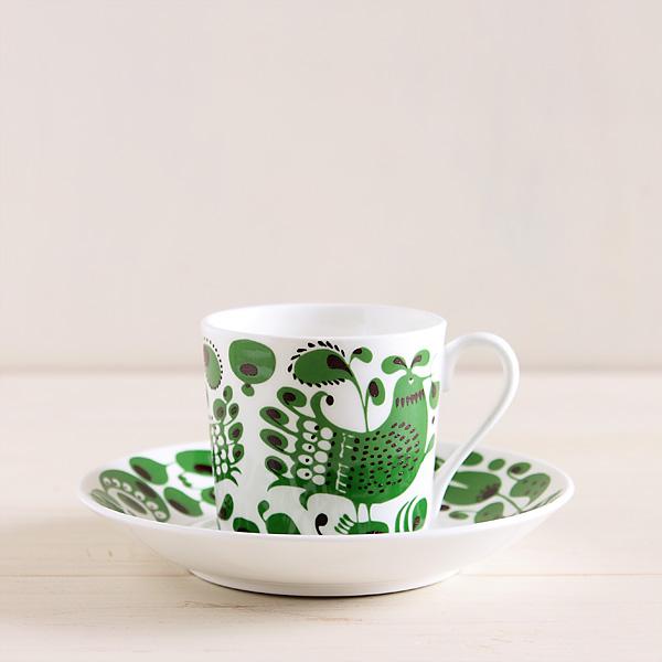 Gustavsberg turtur coffeecup