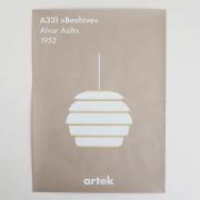Artek/アルテック/ポスター/ビーハイヴ