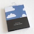FARG&FORM/フェルグ&フォルム/CLOUDS(雲柄)/ベッドリネンセット/ブルー