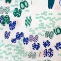 Kauniste/カウニステ/ファブリック(幅75cm×長さ50cm単位で切り売り)/ペルホネン(グリーン)