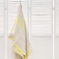 LAPUAN KANKURIT/ラプアンカンクリ/ウォッシュドリネン/バスタオル(70×130cm)/USVA/イエロー