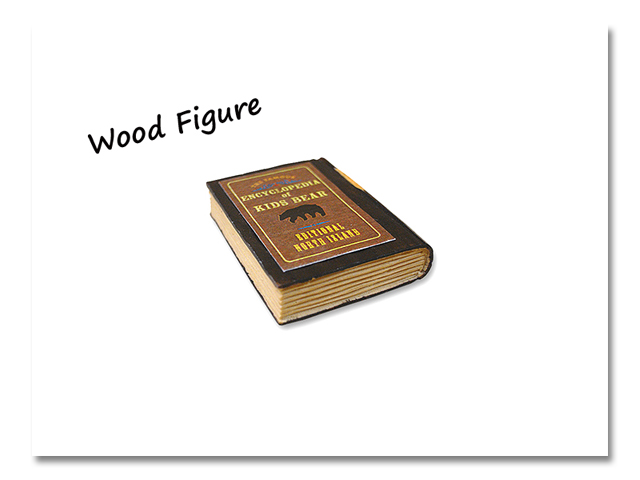 小熊出没 WOOD BOOKS 1冊