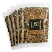 [化学調味料無添加]焙煎チアシード入りふりかけ【鰹(かつお)味】 5袋セット(50g×5)