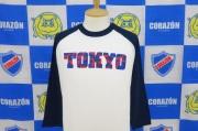 TOKYO CAMO柄 ラグランシャツ