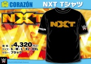 NXT Tシャツ
