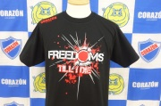 【FREEDOMS】FREEDOMS TILL I DIE Tシャツ