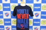 You'll Never Walk Alone Tシャツ