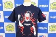RAMENMAN×CORAZON Tシャツ