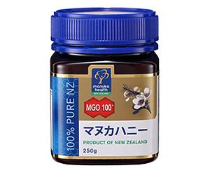 【毎日しっかり続けたい】 マヌカハニー MGO100+ 250g