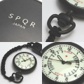 ��ȴ���θ��פ��������ˤ���͵����ʡ��������å��η����ǡ�����SPQR��NURSE WATCH��BLACK