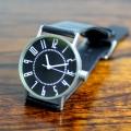 【グッドデザイン賞受賞!!究極のベーシックデザイン!】 「eki watch 30mm   black  dial」  design Takenobu Igarashi