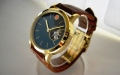 【藤原和博プロデュース ブランドを超えた上質な本物腕時計!!】「japan」 ゴールドモデル