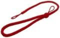 【和装にもぴったり】  S  PQ R 特選  正絹・提げストラップ 32cm (赤)