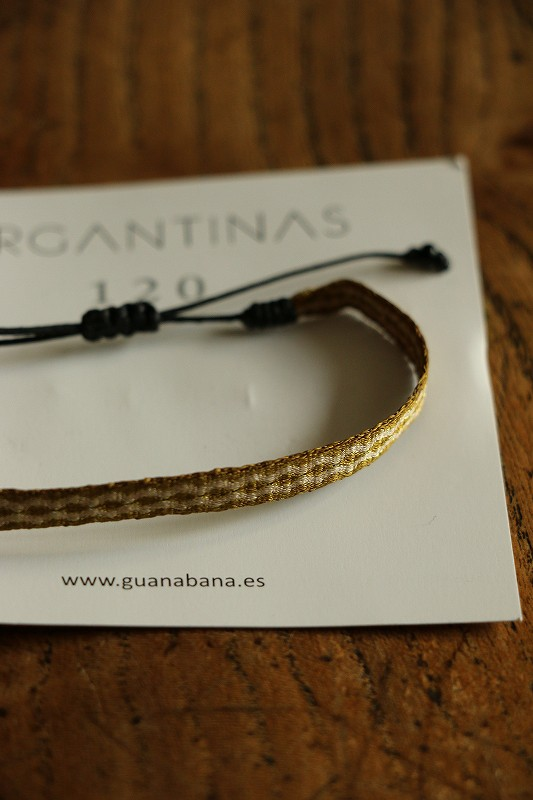 GUANABANA Bracelet 2色