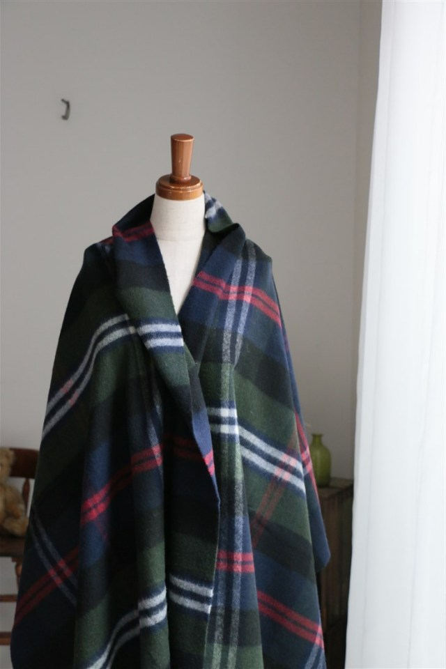 WD00127 JOHNSTONS ROYAL WEATHER STOLE 3色