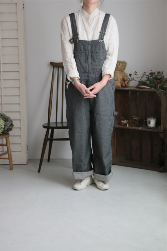 DW08 DAILY WARDROBE INDUSTRY STANDARD OVERALL 2色