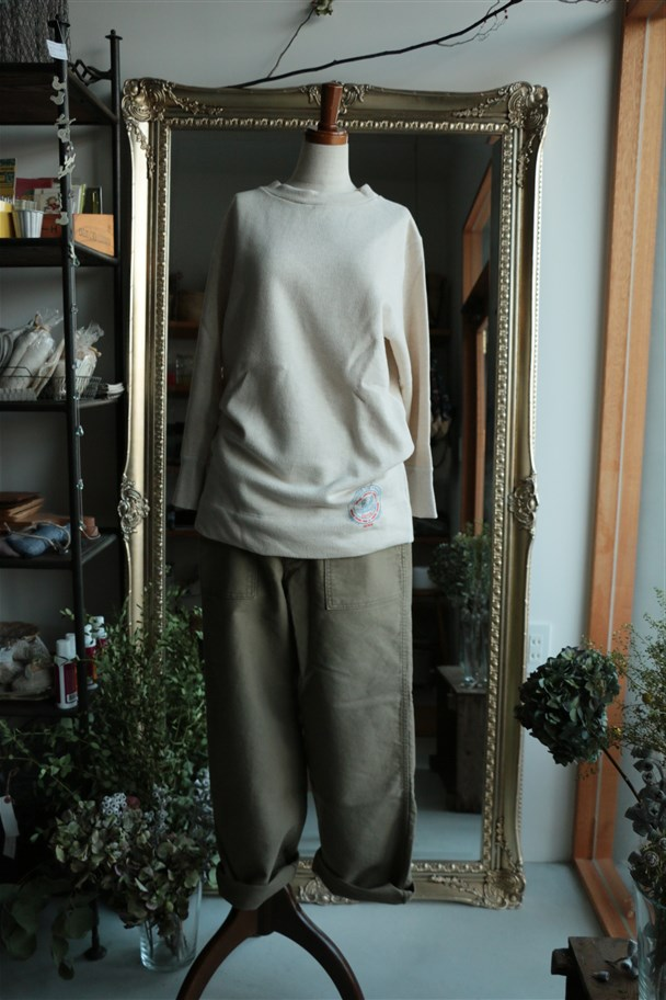 DW03 DAILY WARDROBE INDUSTRY BAKER PANTS  2色 2サイズ