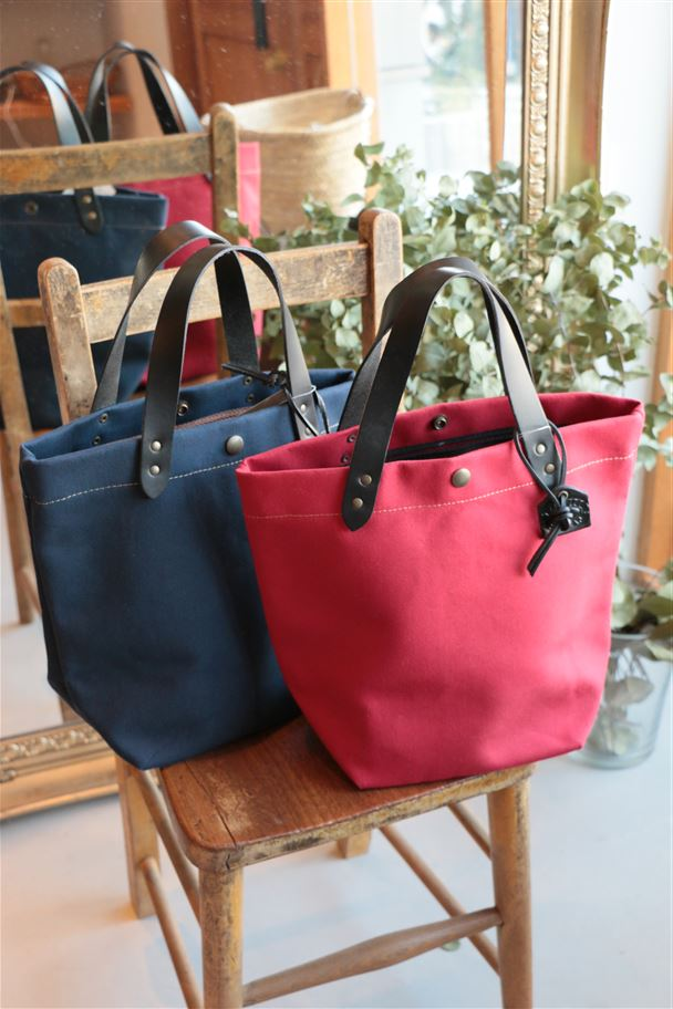 BJ4010-XS TAMPICO CANVAS TOTE COTTON 2色