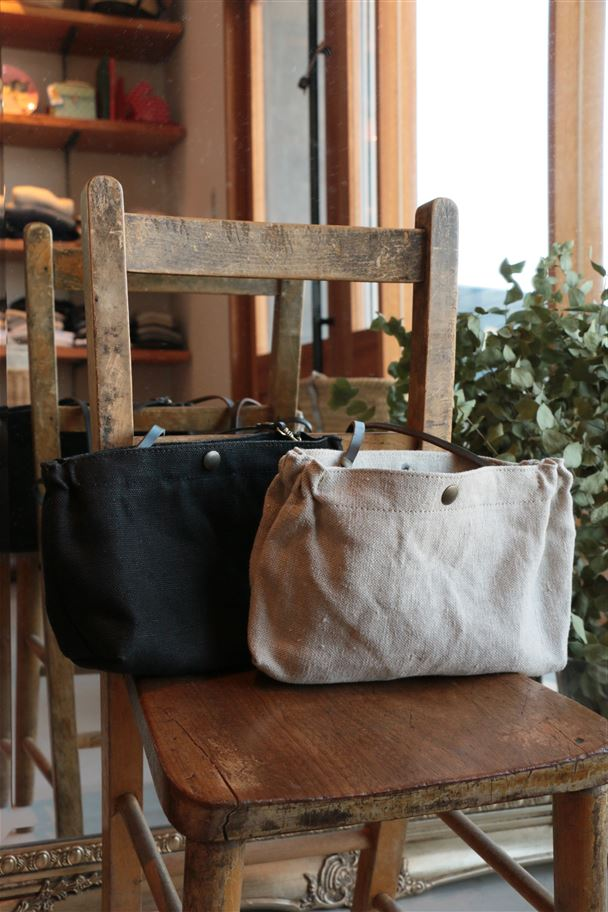 J2028STW TAMPICO SISTER bag linen stone wash 2色