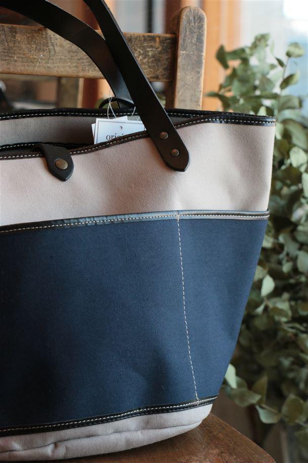 BJ-1022-ALT TAMPICO GARDEN BAG ROND long strap 2色