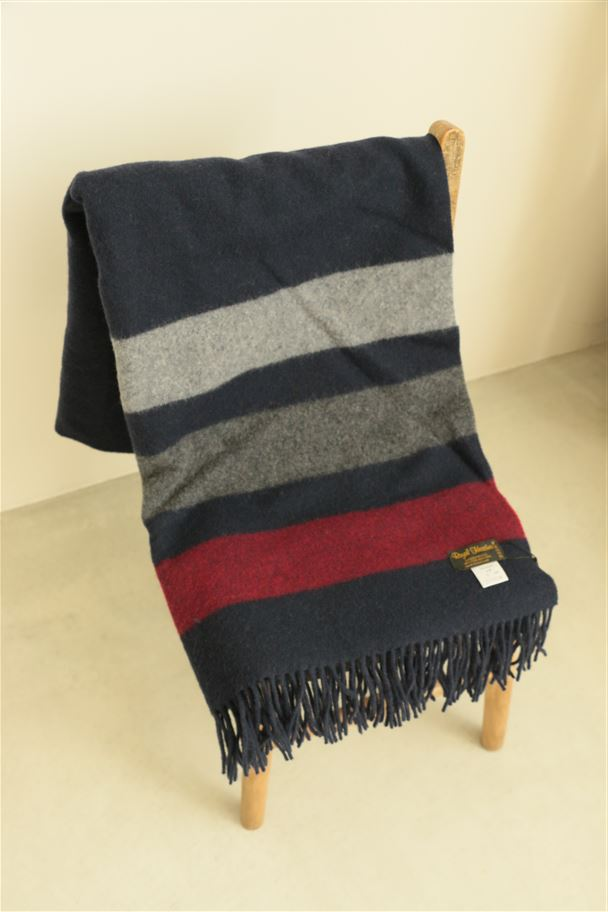 WD00127 JOHNSTONS ROYAL WEATHER STOLE 4色