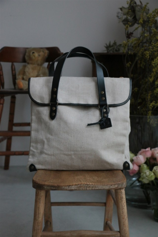 BJ2032 TAMPICO BROADWAY XS BAG LINEN 2色