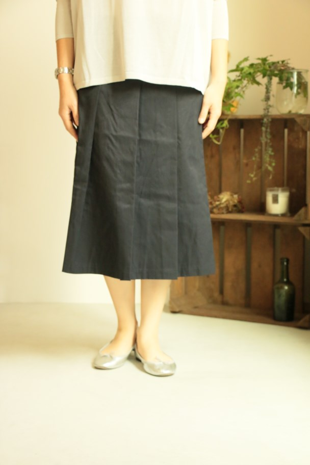 SD63AW61 STAMP AND DIARY Tuck Skirt 2色