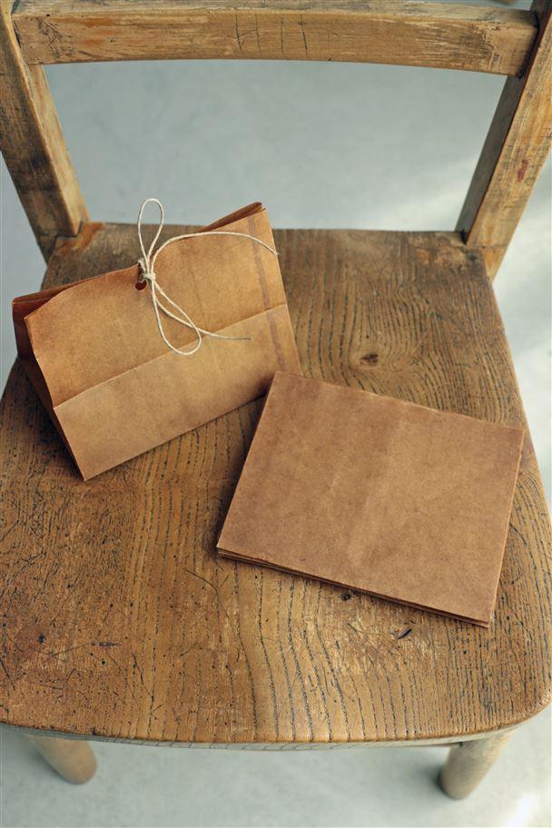 Z06 zakka wax paper bag box type 10p
