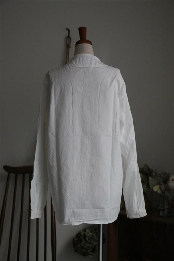 ST020 veritecoeur デニムシャツ INDNVY
