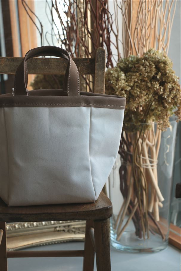 3902XS TAMPICO BAG XS COTTON/SUEDE BASE MILA XS 3色