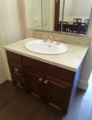 CADOGAN(カドガン)洗面台 アンティークブラウン 幅:900mm