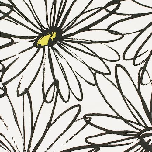 【小関鈴子先生デザインプリント - 平織り - 】50x110cm (JKS-185H) カラーバリエーション