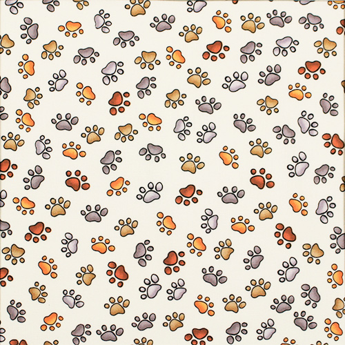 【Loralie Designs】- Puppy Paws - (ULH-090) カラーバリエーション