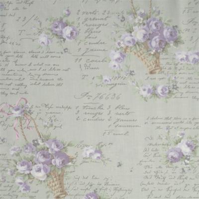 【国産】花柄 50x110cm (JOT-125H) カラーバリエーション