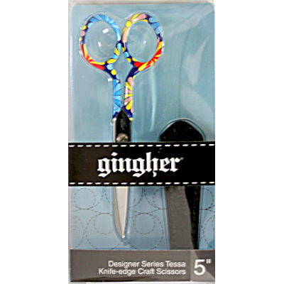 GINGHER(ギンガー) デザイナーシザーズ2011年モデル「TESSA」/ G5(NOT-080)