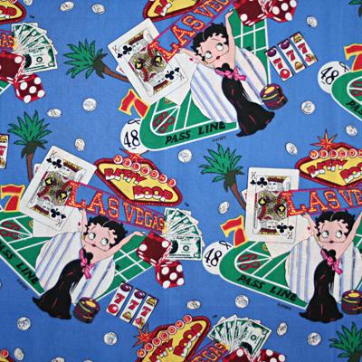 【Betty Boop】ベティ・ブープ 50x55cm (UBE-003)