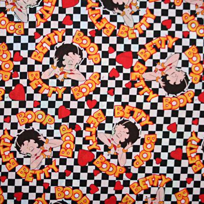 【Betty Boop】ベティ・ブープ 50x55cm (UBE-006)