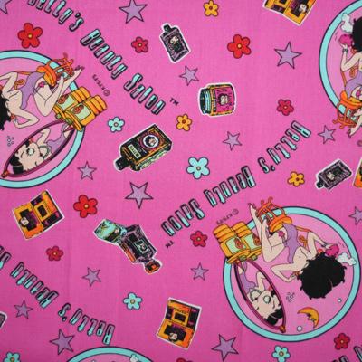 【Betty Boop】ベティ・ブープ 50x55cm (UBE-012)