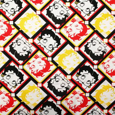 【Betty Boop】ベティ・ブープ 50x110cm(UBE-016H)