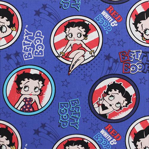 【Betty Boop】ベティ・ブープ (UBE-024)