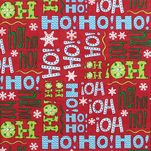 【クリスマス柄】50x110cm (UCH-064H) カラーバリエーション